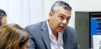 Dámaso Arteaga, concejal del grupo municipal CC-PNC. Cedida. NOTICIAS 8 ISLAS.