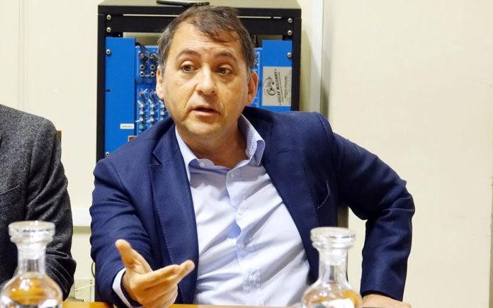José Manuel Bermúdez, presidente del grupo CC-PNC en el Ayuntamiento. Cedida. NOTICIAS 8 ISLAS.