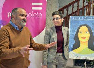 """Inauguración de la la exposición """"Científicas Ilustradas""""./ Cedida."""