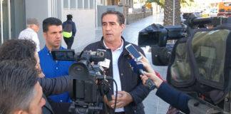 Francis Candil, portavoz del grupo municipal de Coalición Canaria-Unidos por Gran Canaria. FB. NOTICIAS 8 ISLAS.