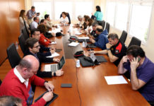 Reunión del Comité Ejecutivo de Canarias. Cedida. NOTICIAS 8 ISLAS.