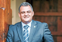 José Alberto Díaz Domínguez, portavoz del Grupo Municipal de Coalición Canaria-PNC en La Laguna. Cedida. NOTICIAS 8 ISLAS.