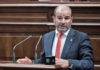 Marcos Hernández, diputado del Grupo Parlamentario Socialista. Cedida. NOTICIAS 8 ISLAS.