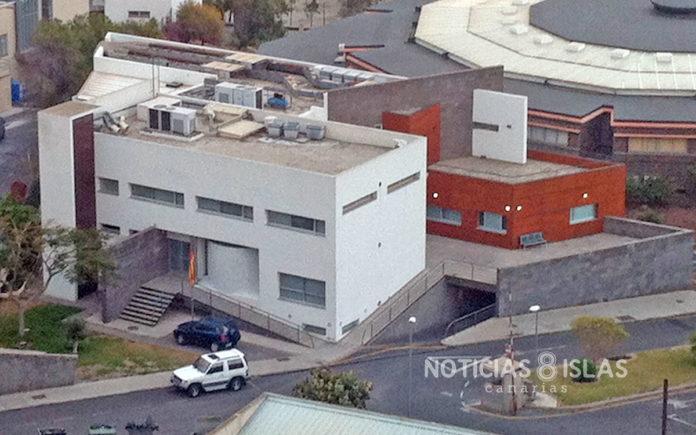 Sede del Instituto de Medicina Legal de Tenerife. Manuel Expósito. NOTICIAS 8 ISLAS.