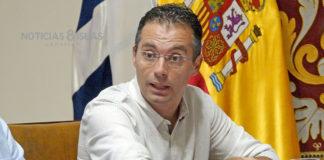 Carlos Tarife, portavoz adjunto del Partido Popular. Manuel Expósito. NOTICIAS 8 ISLAS.