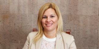 María Candelaria Rodríguez, concejal de Seguridad. Cedida. NOTICIAS 8 ISLAS.