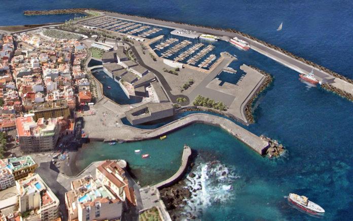 Infografía futuras infraestructura./ Cabildo de Tenerife.