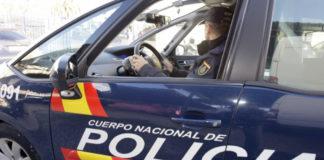 Policia Nacional. Twitter.