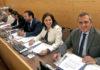 Miembros del Grupo Popular en el Pleno./ Cedida. NOTICIAS 8 ISLAS.