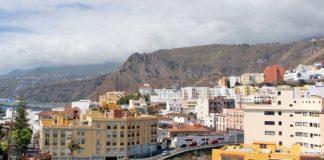 Vista parcial de Santa Cruz de La Palma. Cedida. NOTICIAS 8 ISLAS.