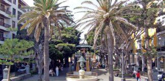 Plaza de la Alameda. Cedida. NOTICIAS 8 ISLAS.