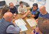 Reunión Ordenación del tráfico obra Polígono de La Campana. Cedida.NOTICIAS 8 ISLAS.