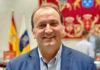 Ricardo Fernández de la Puente durante la Comisión de Turismo, Industria y Comercio. Cedida. NOTICIAS 8 ISLAS.