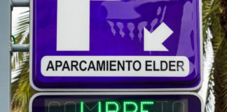 Aparcamiento Elder./ TW.