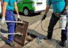Saneamiento integral en El Batán. Cedida. NOTICIAS 8 ISLAS.