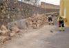 Alguno de los daños causados por el pasado temporal en La Orotava. Cedida. NOTICIAS 8 ISLAS.