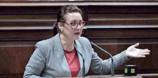 Ventura del Carmen Rodríguez, diputada del Grupo Parlamentario Socialista. Cedida. NOTICIAS 8 ISLAS.