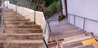 Obras de mejora de la accesibilidad vecinal. Cedida. NOTICIAS 8 ISLAS.