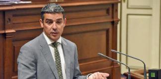 Narvay Quintero, diputado y portavoz adjunto de CC-PNC-AHÍ. Cedida. NOTICIAS 8 ISLAS.