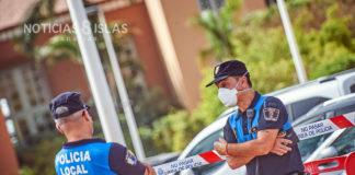 Hotel blindado por el coronavirus en Tenerife. Tony Cuadrado. NOTICIAS 8 ISLAS.