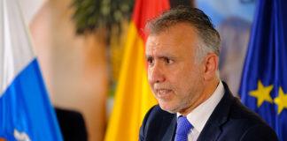 Ángel Víctor Torres, presidente del Gobierno de Canarias. Cedida. NOTICIAS 8 ISLAS.