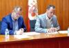 El director insular en La Gomera, Mario Cruz, y el alcalde de Vallehermoso, Emiliano Coello. Cedida. NOTICIAS 8 ISLAS.