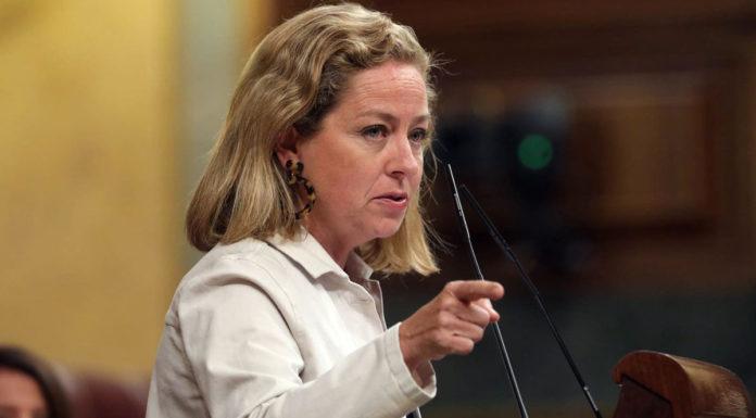 Ana Oramas, diputada de CC-PNC en el Congreso de los Diputados. Cedida. NOTICIAS 8 ISLAS.