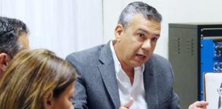Dámaso Arteaga, concejal del grupo CC-PNC. Cedida. NOTICIAS 8 ISLAS.