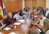Reunión hoy del Consejo Ejecutivo de Canarias para analizar las posibles medidas a adoptar en el Archipiélago. Cedida. NOTICIAS 8 ISLAS.