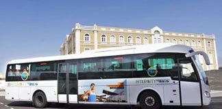 Transporte público en Lanzarote. Cedida. NOTICIAS 8 ISLAS.