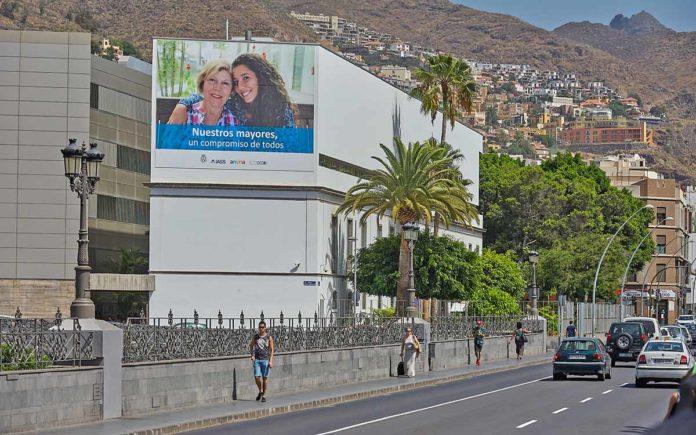 Sede del IASS en Santa Cruz de Tenerife. Cedida. NOTICIAS 8 ISLAS.
