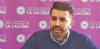 Jonathan Domínguez, concejal CC. Cedida. NOTICIAS 8 ISLAS.