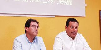 Jose Adrian Hernandez y Jose Basilio Perez. Cedida. NOTICIAS 8 ISLAS.