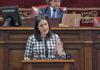 Matilde Fleitas, diputada del Grupo Parlamentario Socialista. Cedida. NOTICIAS 8 ISLAS.