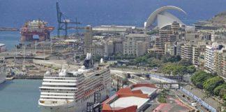 Terminal de Cruceros, Puerto de Santa Cruz de Tenerife. Manuel Expósito. NOTICIAS 8 ISLAS.