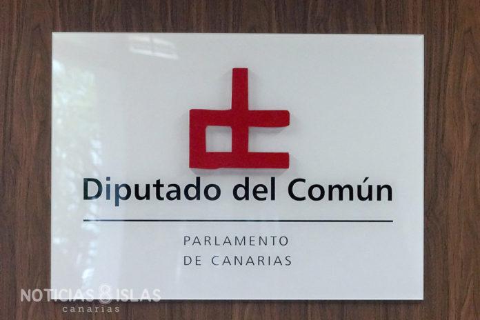 Sede del Diputado del Común. Manuel Expósito. NOTICIAS 8 ISLAS.