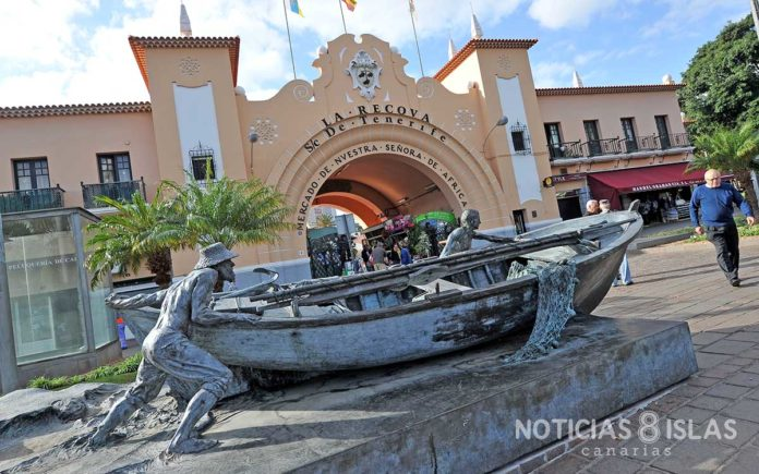 Mercado Nuestra Señora de Africa. Manuel Expósito. NOTICIAS 8 ISLAS.