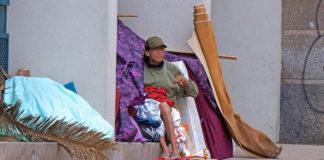 Indigencia, Pabellón Pancho Camurria, Santa Cruz de Tenerife. Manuel Expósito. NOTICIAS 8 ISLAS.