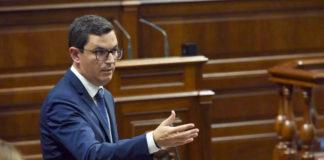 Pablo Rodríguez, diputado del Grupo Nacionalista Canario. Cedida. NOTICIAS 8 ISLAS.
