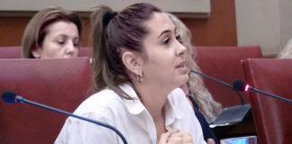 Rosario González Carballo, concejala de CC-PNC. Cedida. NOTICIAS 8 ISLAS.