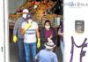 Reparto comida, Duggi, Santa Cruz de Tenerife. Trino Garriga. NOTICIAS 8 ISLAS.