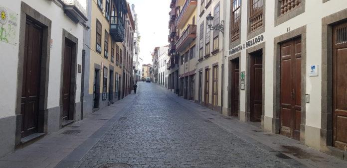 Calle O'Daly, Santa Cruz de La Palma. Cedida. NOTICIAS 8 ISLAS.
