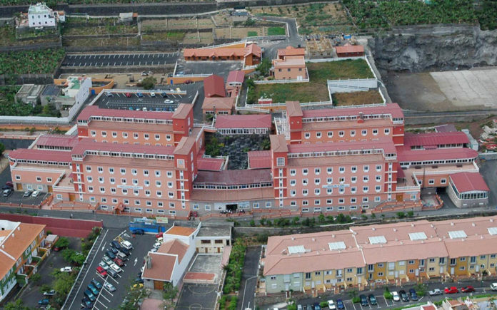 Centro Santa Rita II, La Dehesa, Puerto Cruz. Cedida. NOTICIAS 8 ISLAS.