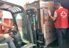 Donación de la empresa Bimbo Donuts Canarias SLU./ Cedida.