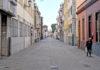Calles de La Laguna durante el Coronavirus. Cedida. NOTICIAS 8 ISLAS.