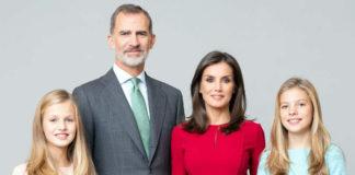 Familia Real Española.