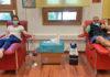 Donantes de sangre. Cedida. NOTICIAS 8 ISLAS.