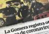Recorte de periódico. Manuel Expósito. NOTICIAS 8 ISLAS.