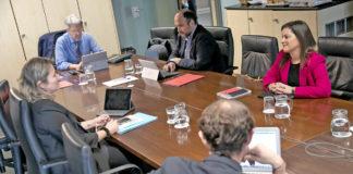 Reunión telemática del Consejo de Gobierno en Tenerife. Cedida. NOTICIAS 8 ISLAS.