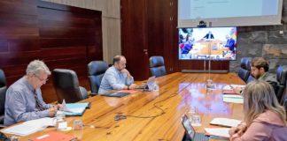 Reunión del Consejo en Tenerife. Cedida. NOTICIAS 8 ISLAS.
